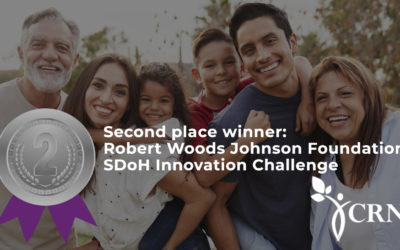 NinePatch Platform Community Resource Network Takes the Silver Medal in Robert Wood Johnson SDoH Innovation Challenge